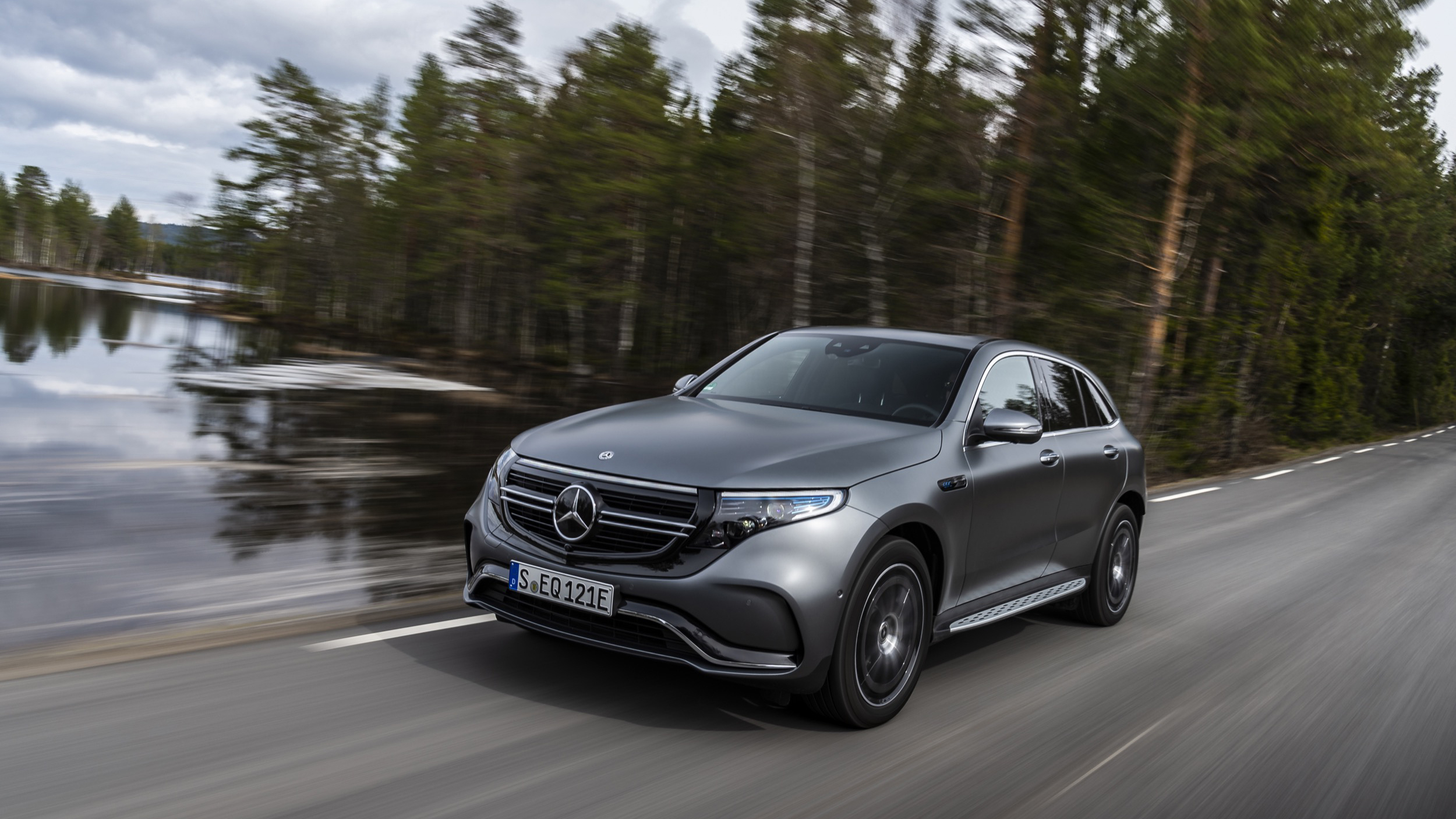 2020 Mercedes-Benz EQC First Drive Review | What's new ...