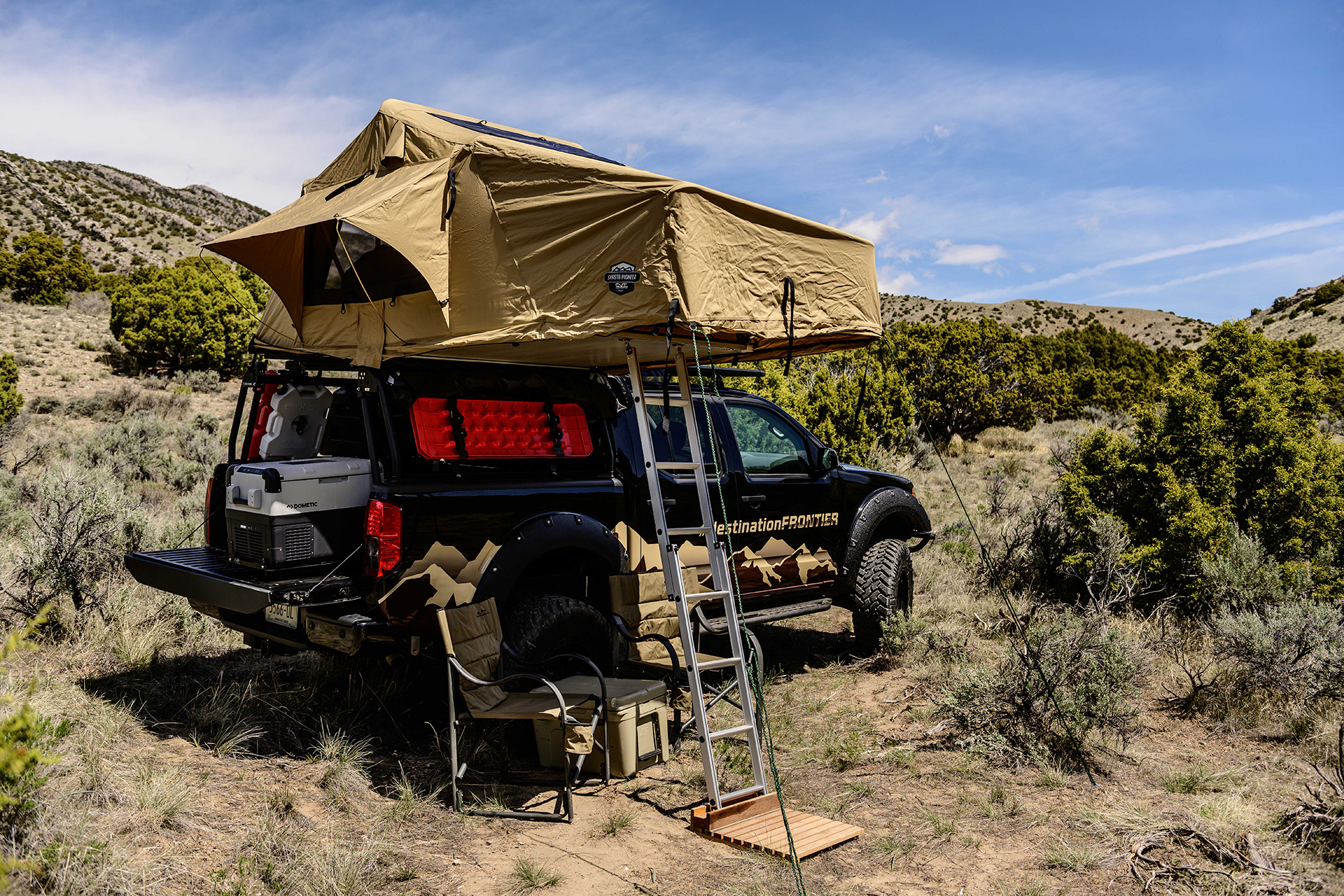 Nissan Certified Pre Owned >> Nissan brings Destination Frontier Concept to Overland Expo West | Autoblog