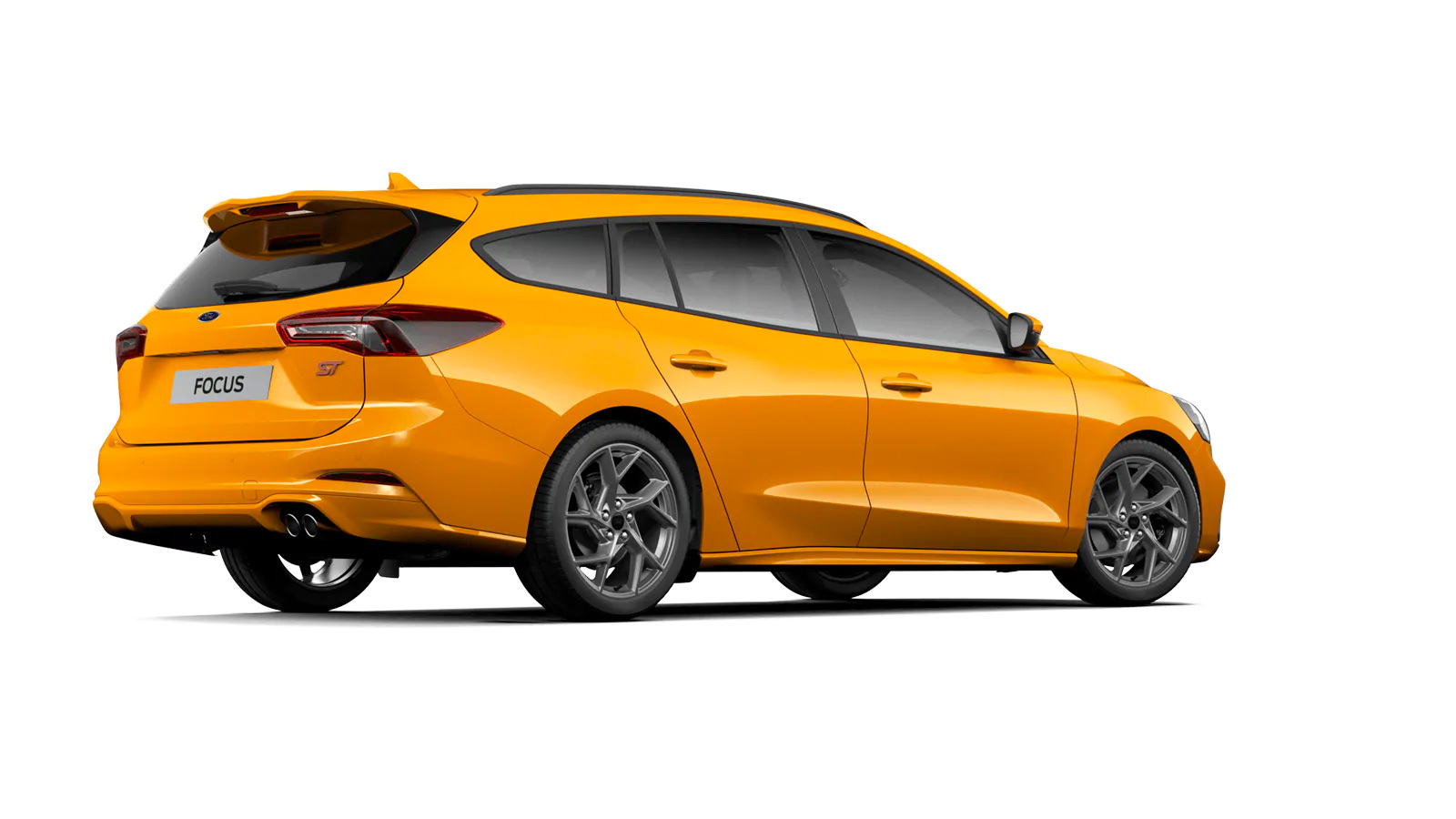 this awesome ford focus st wagon is available in europe