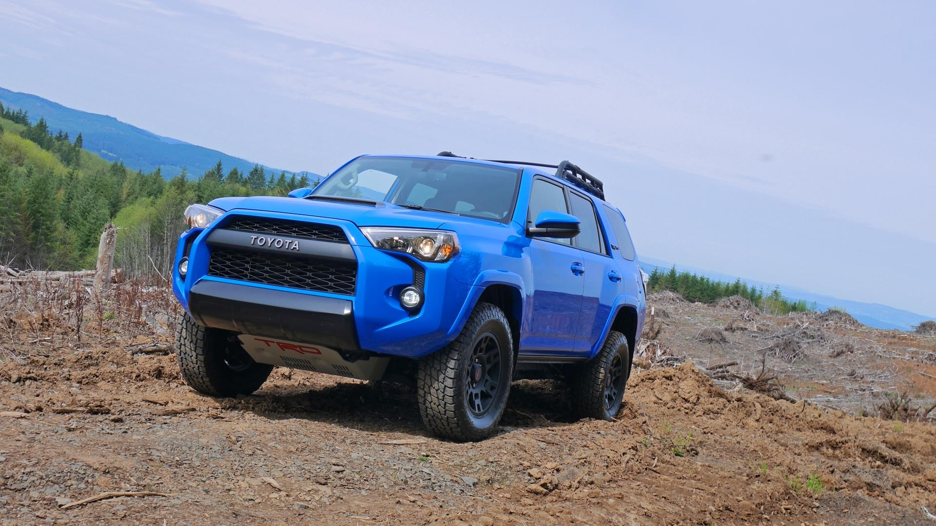 2019 Toyota 4runner Review Price Specs Features And Photos Autoblog