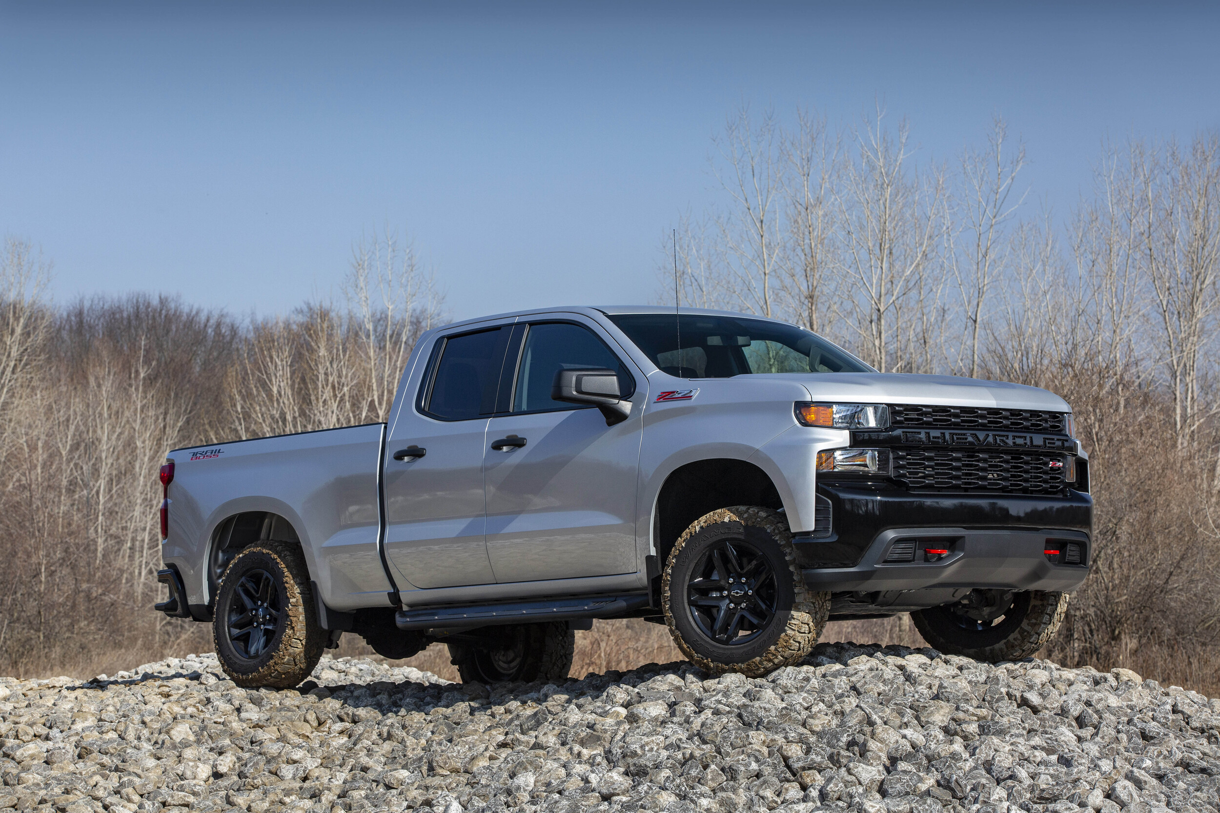 2020 Chevrolet Silverado allows you to spec the 6.2-liter ...