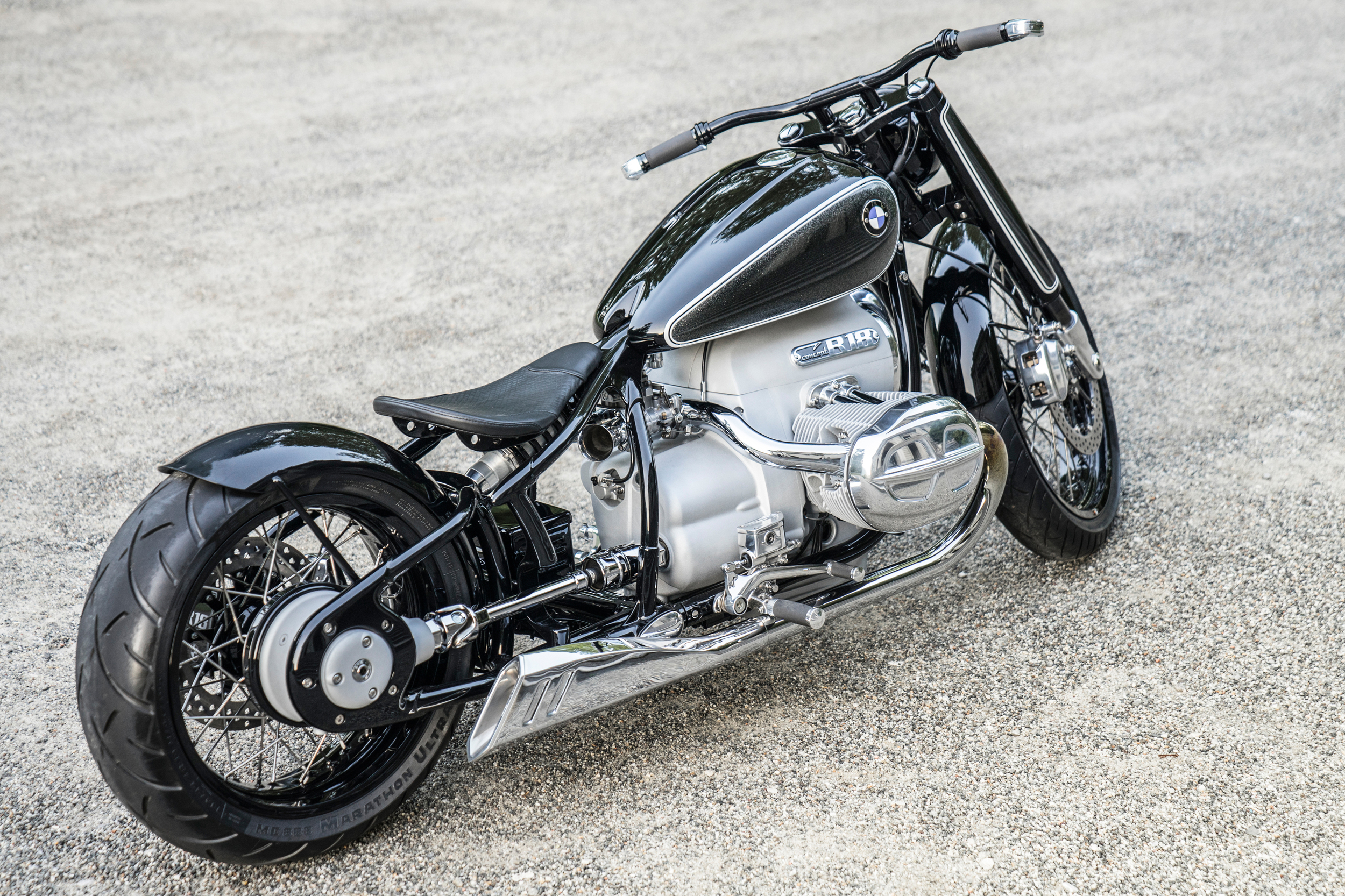 BMW Certified Pre Owned >> BMW Motorrad Concept R18 wraps modern engine in historic ...