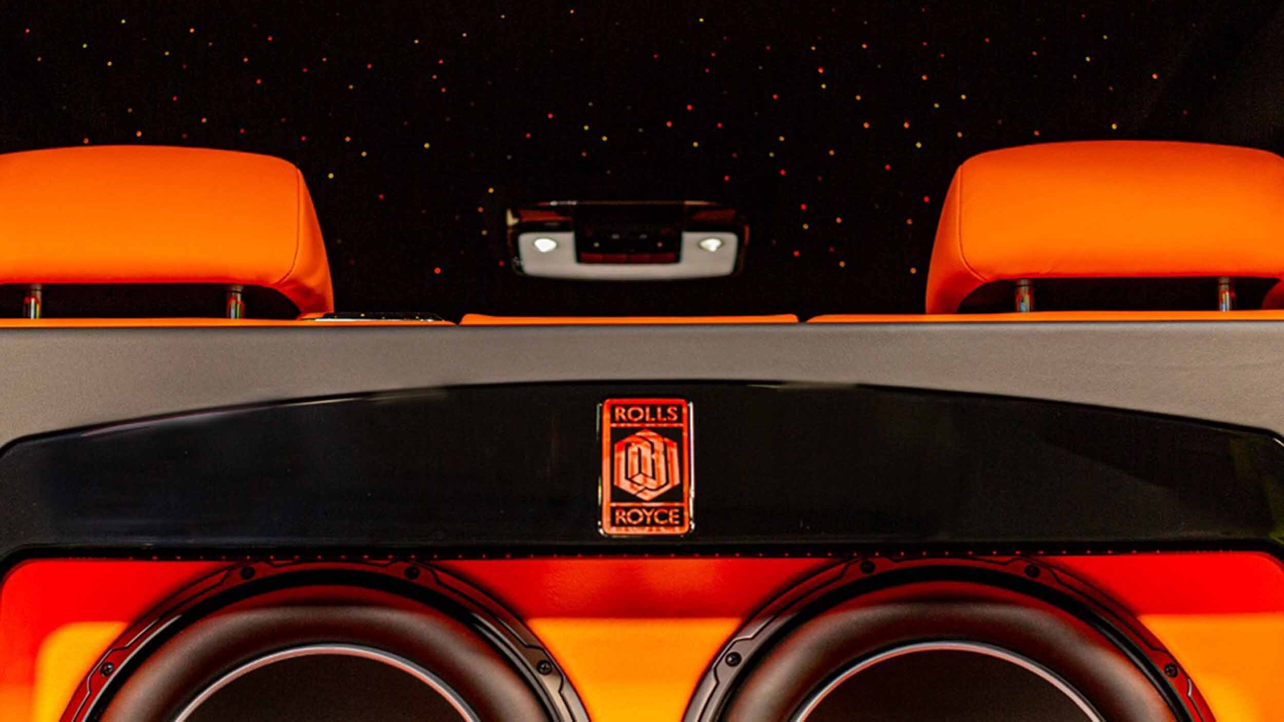 Car Wrap Cost >> Odell Beckham Jr. customizes Rolls-Royce with hood ornament of himself | Autoblog