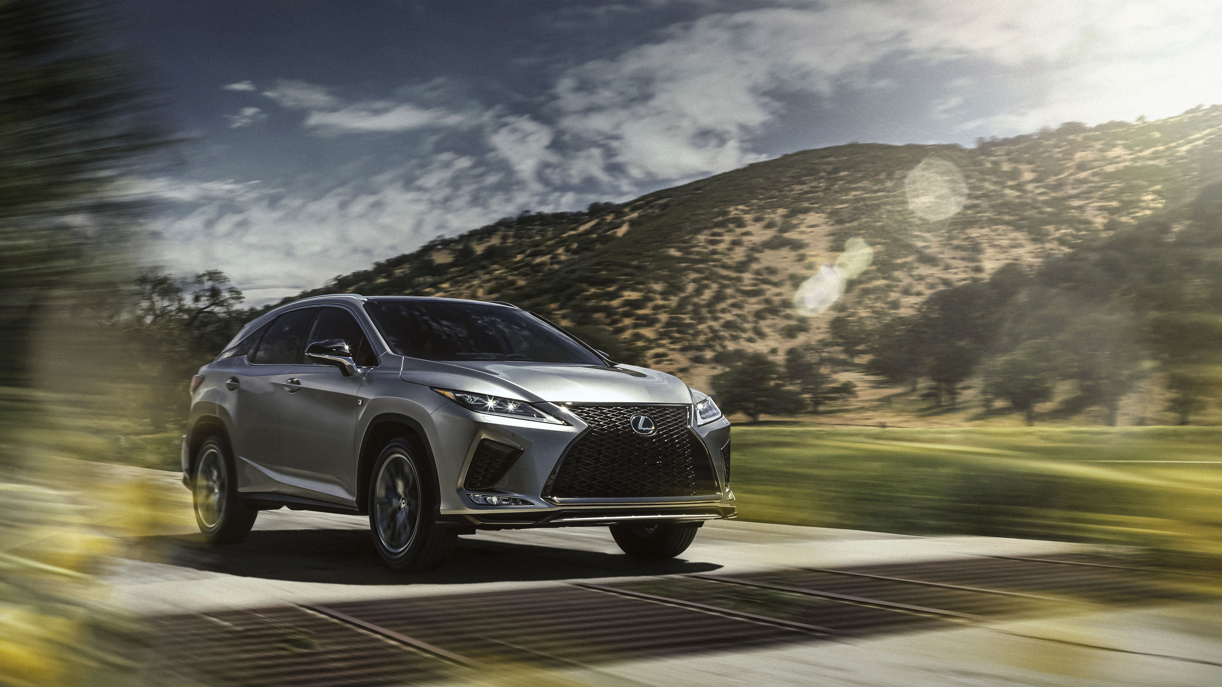Pre Owned Lexus >> 2020 Lexus RX350 and RX450h updated with new styling, improved tech | Autoblog
