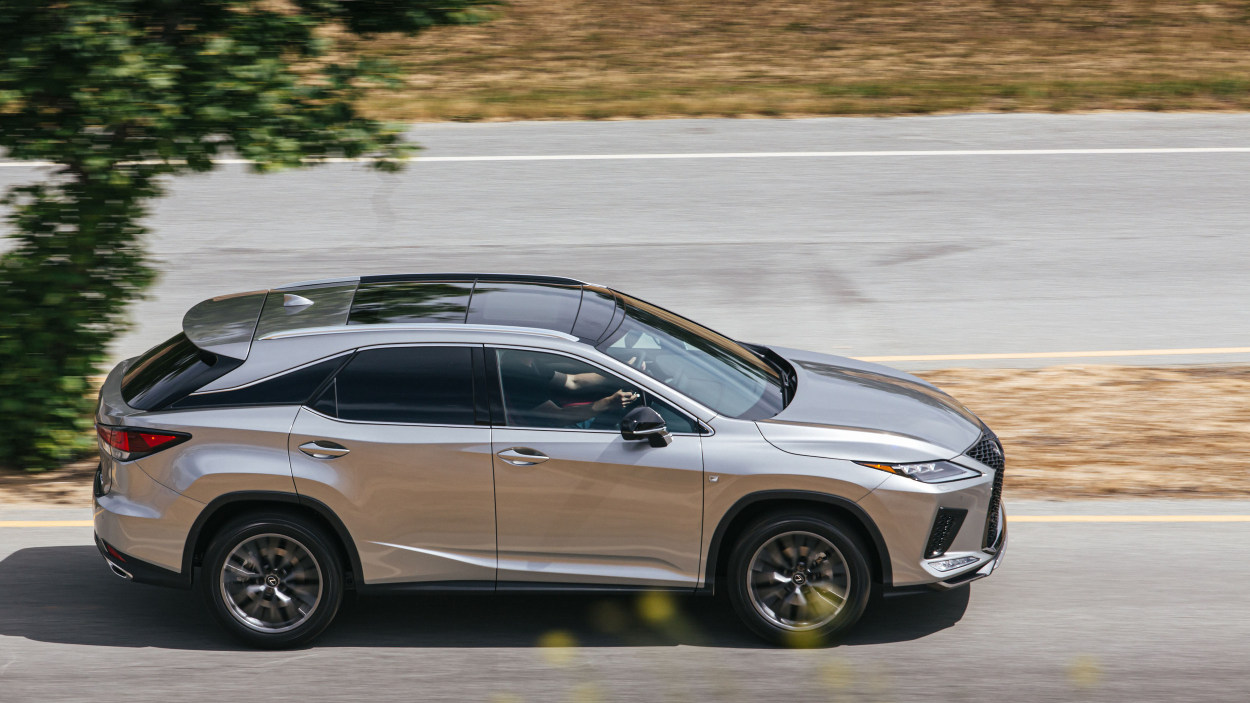 Lexus Certified Pre Owned >> 2020 Lexus RX350 and RX450h updated with new styling, improved tech | Autoblog