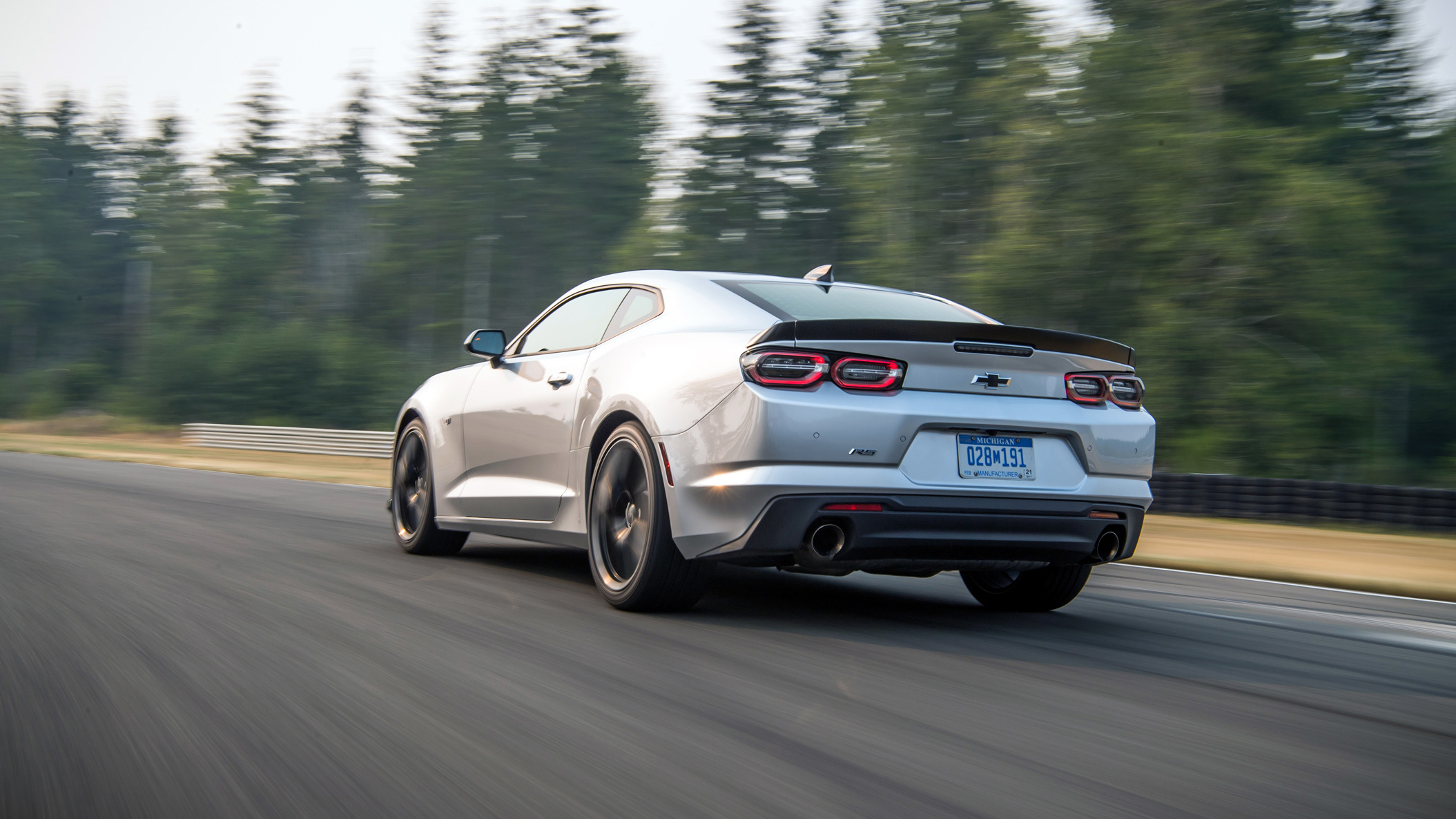 2019 Chevrolet Camaro Review | Price, specs, features and ...