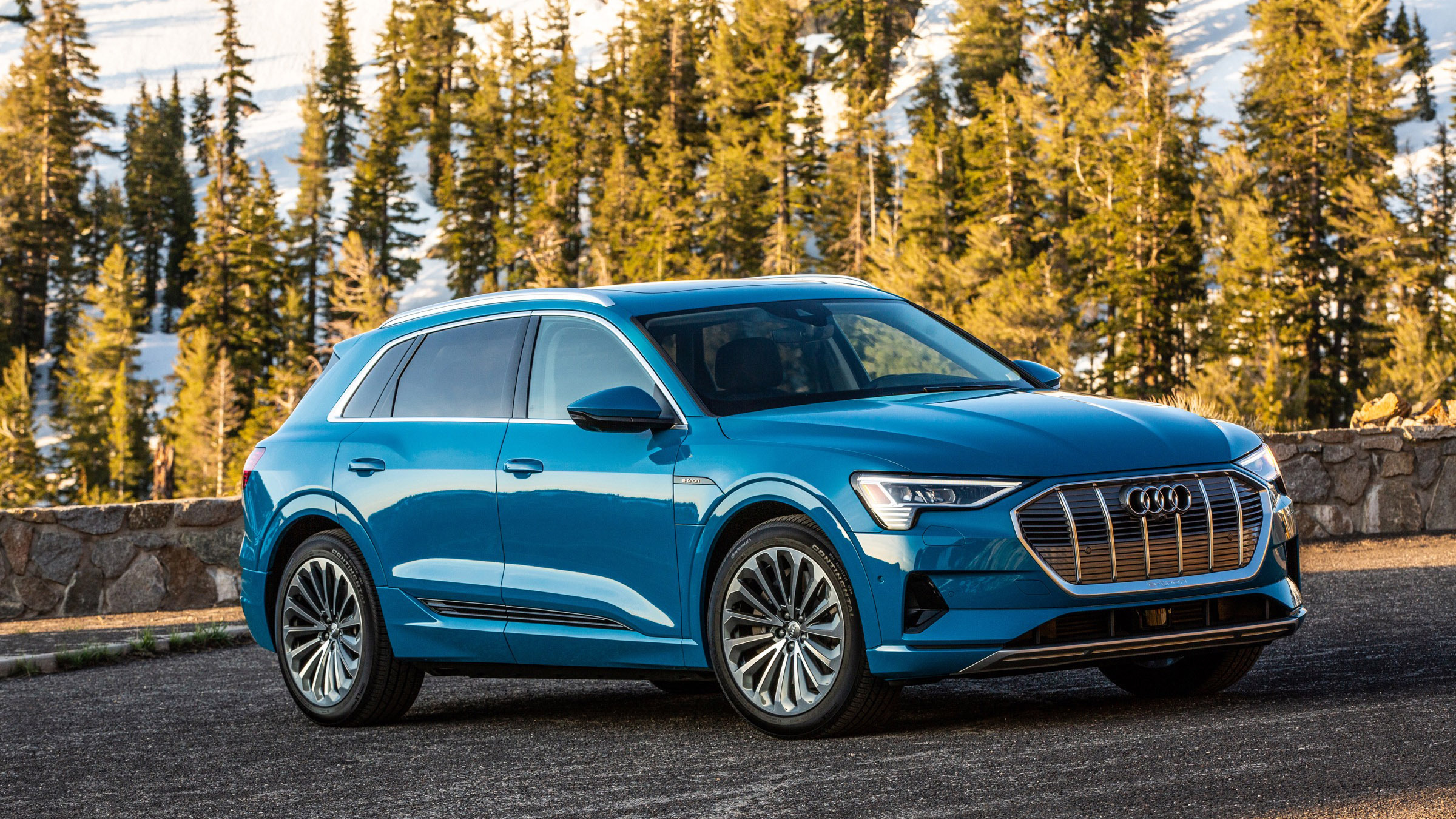 Pre Owned Audi >> 2020 Audi E-Tron Review   Driving impressions, specs ...