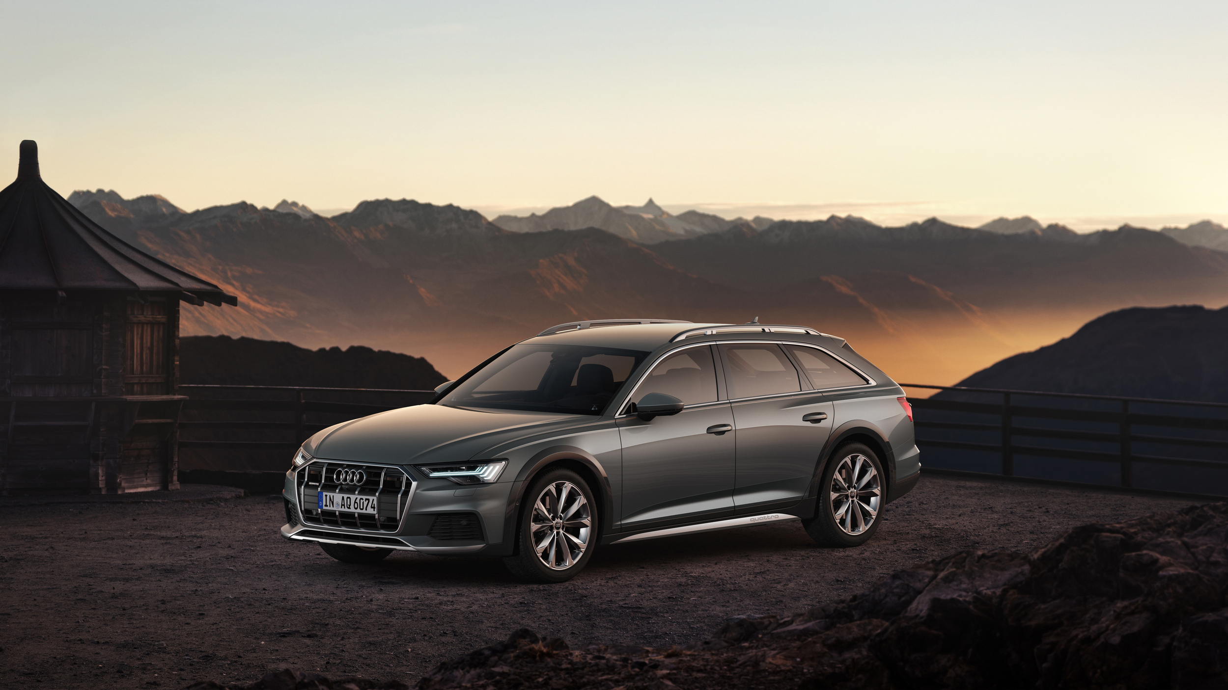 Pre Owned Audi >> 2020 Auto A6 Allroad marks 20th anniversary of the rugged wagon | Autoblog