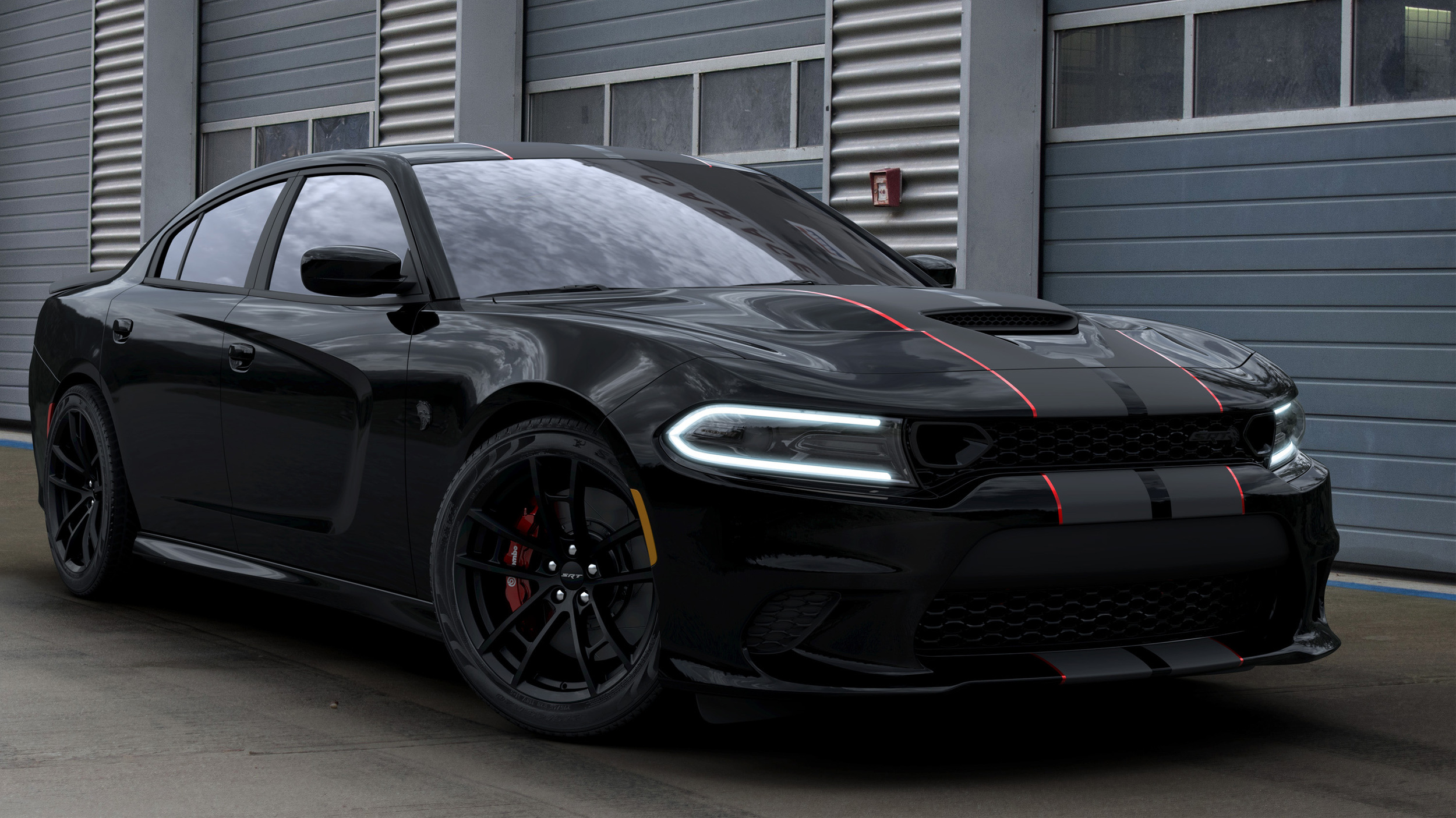 Dodge Charger Srt Hellcat >> 2019 Dodge Charger Hellcat Octane Edition is a limited ...