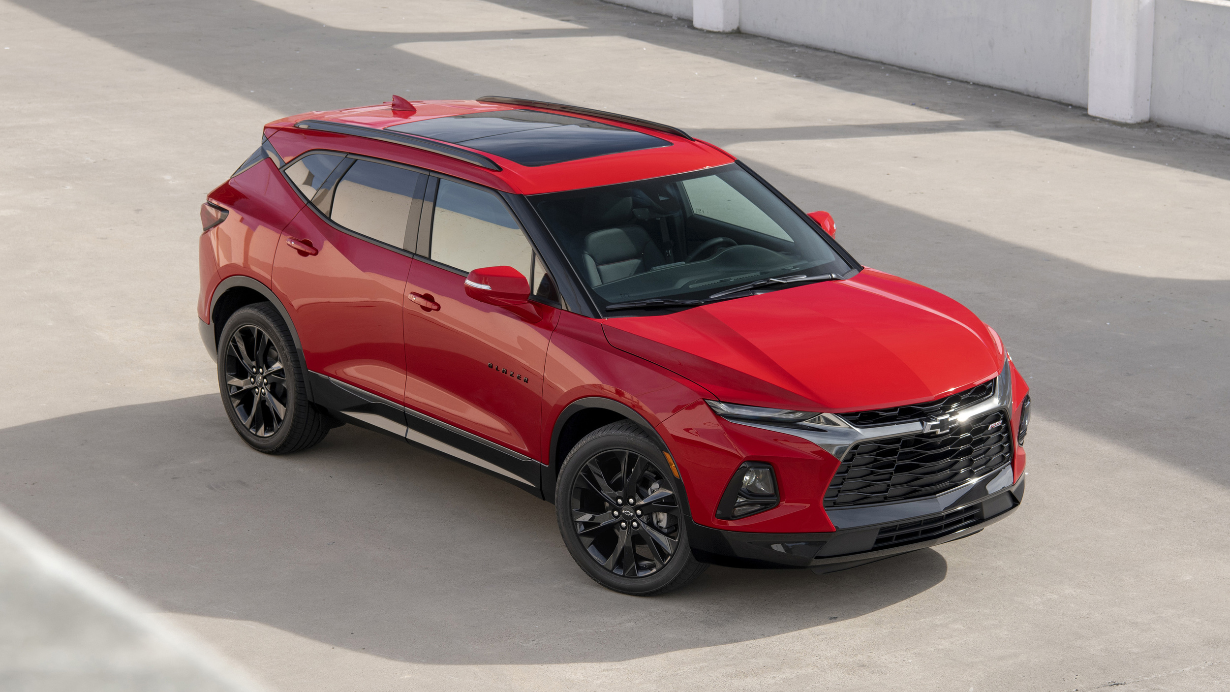 2019 Chevrolet Blazer RS AWD Review | Features, performance