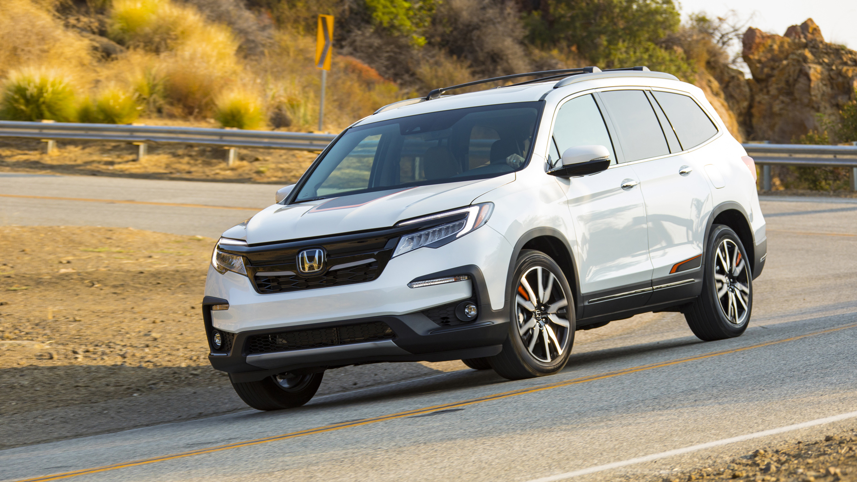 Honda Pilot Models >> 2019 Honda Pilot Elite Review | Drivers' notes concerning ...