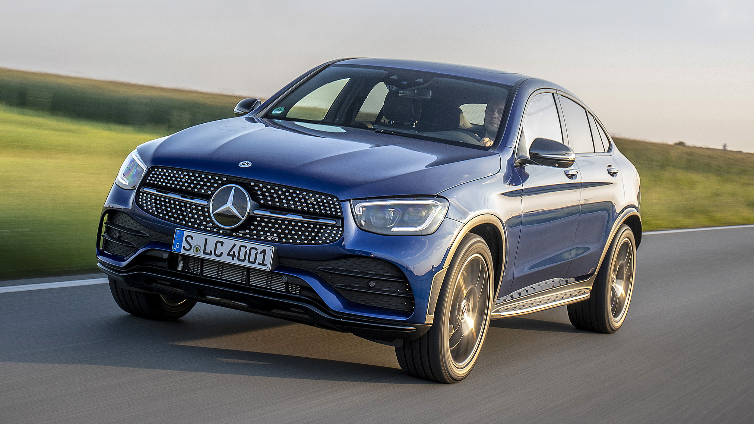 2020 Mercedes Benz Glc 300 Coupe First Drive Photo Gallery Autoblog