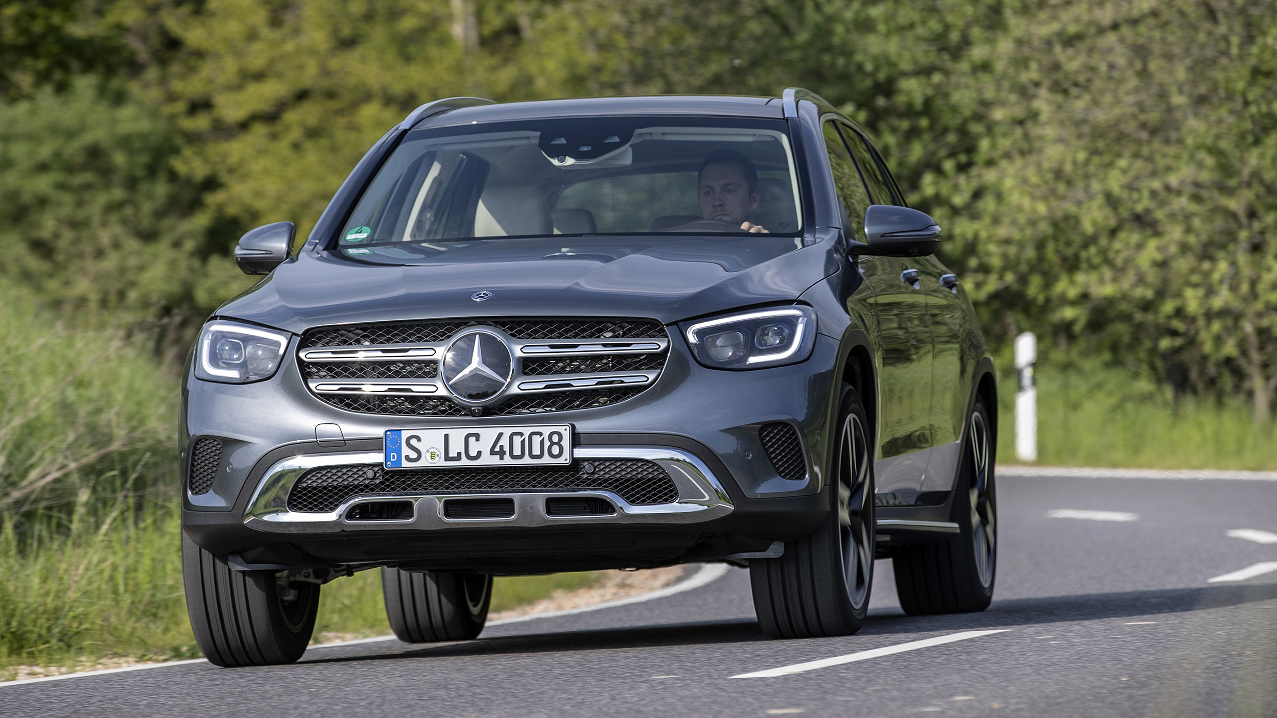 2020 Mercedes-Benz GLC 300 First Drive Review | What's new ...