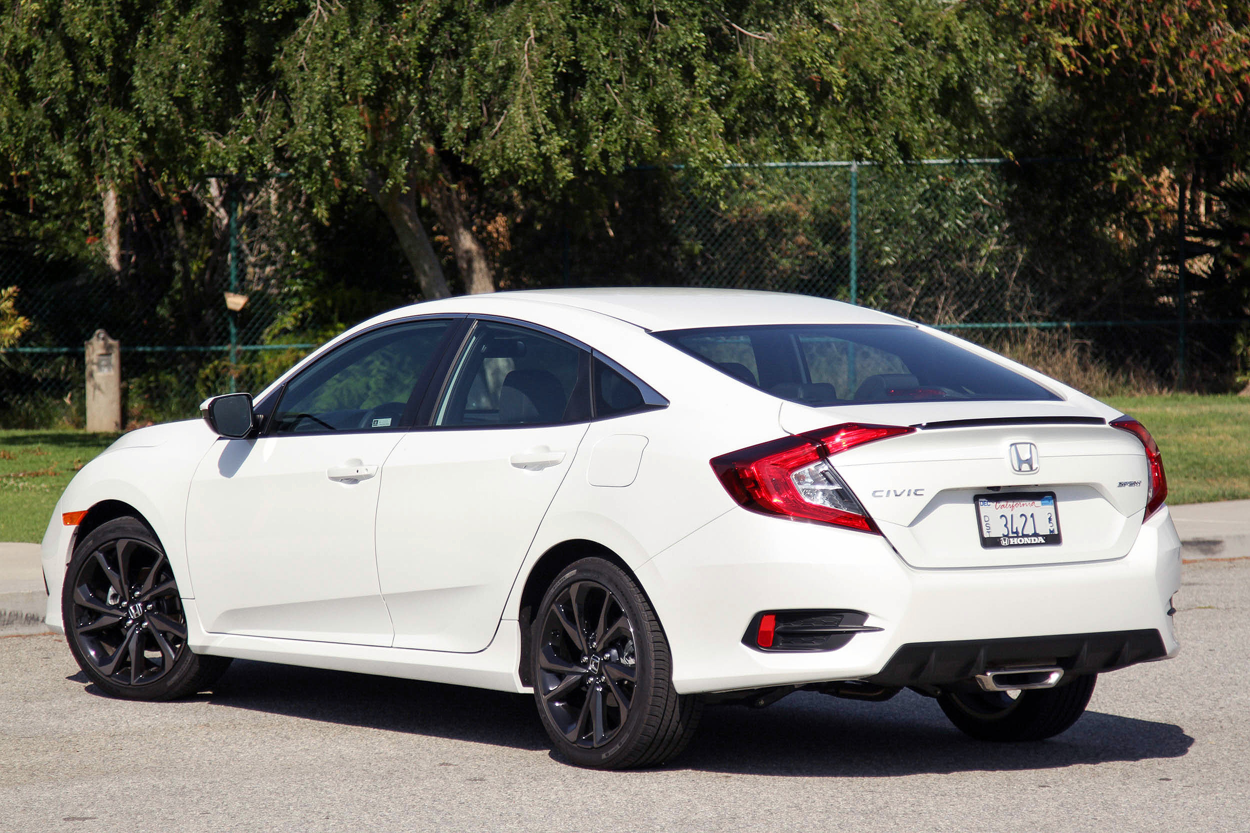 2019 Honda Civic Sport Sedan Review | Specs, photos, and driving