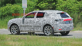 Buick Enspire Spied For The First Time Loses Ev