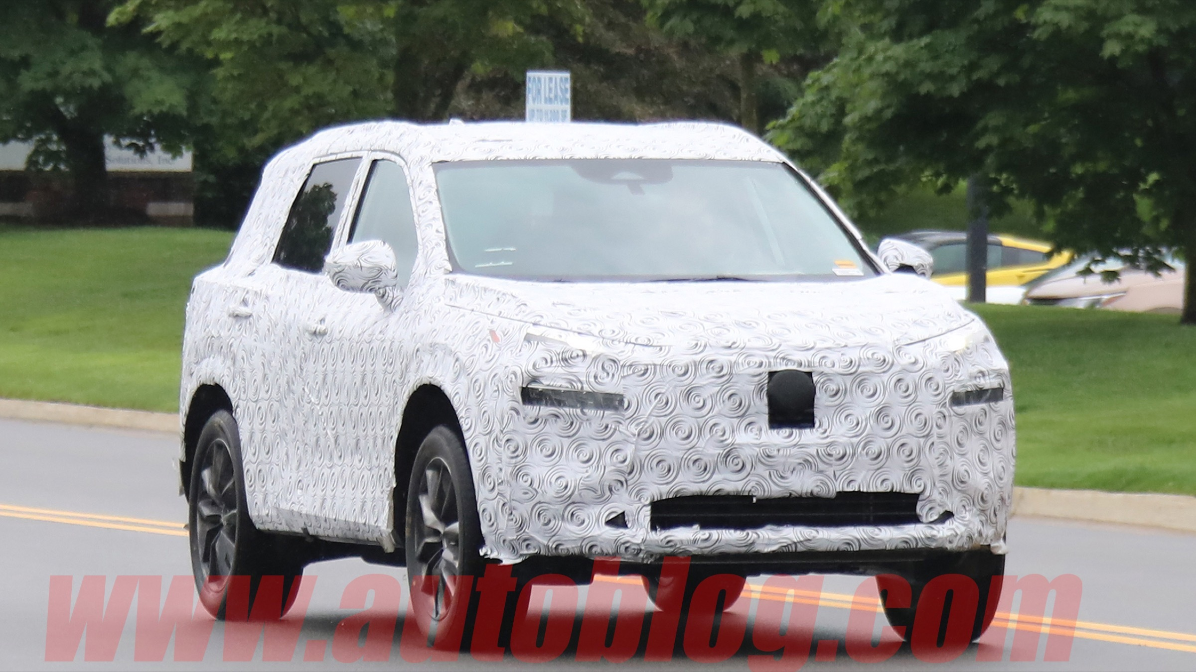 Nissan Certified Pre Owned >> 2021 Nissan Rogue spied in public for the first time ...