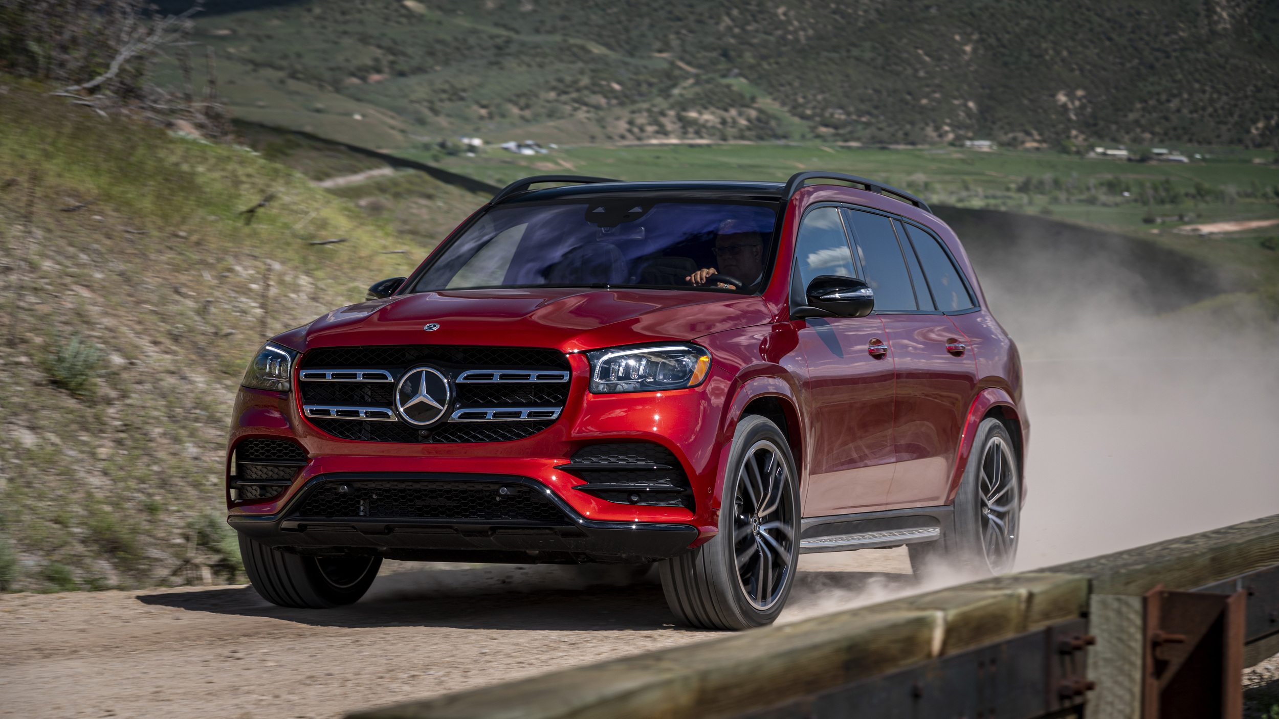 2020 Mercedes-Benz GLS-Class First Drive Review | What's ...