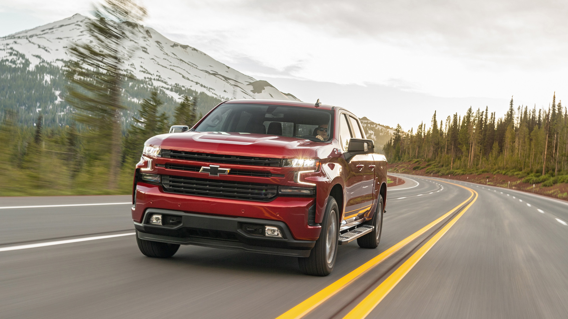 2020 Chevrolet Silverado 1500 Duramax First Drive Review ...