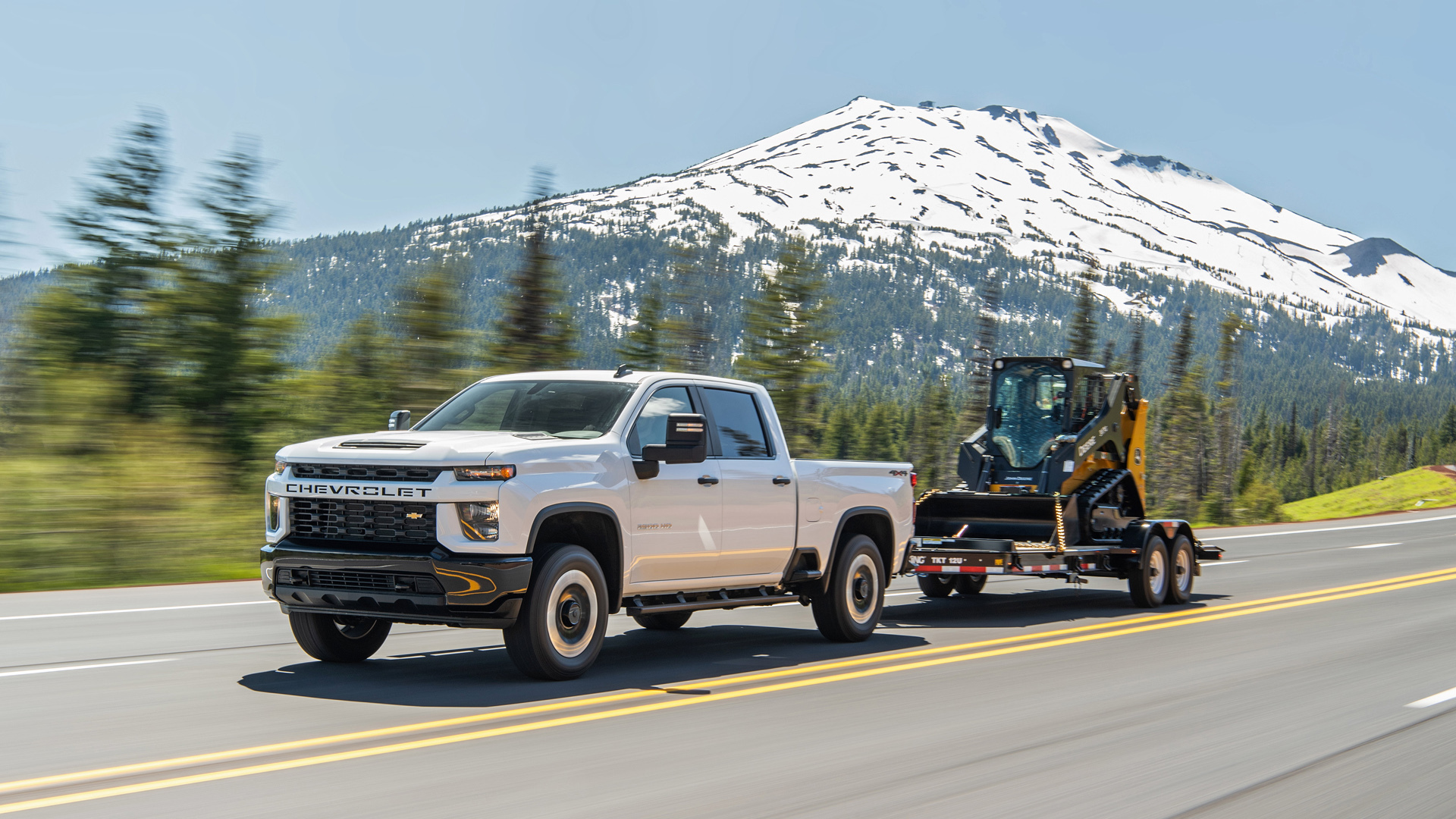 2020 Chevrolet Silverado Hd First Drive Review What S New Towing
