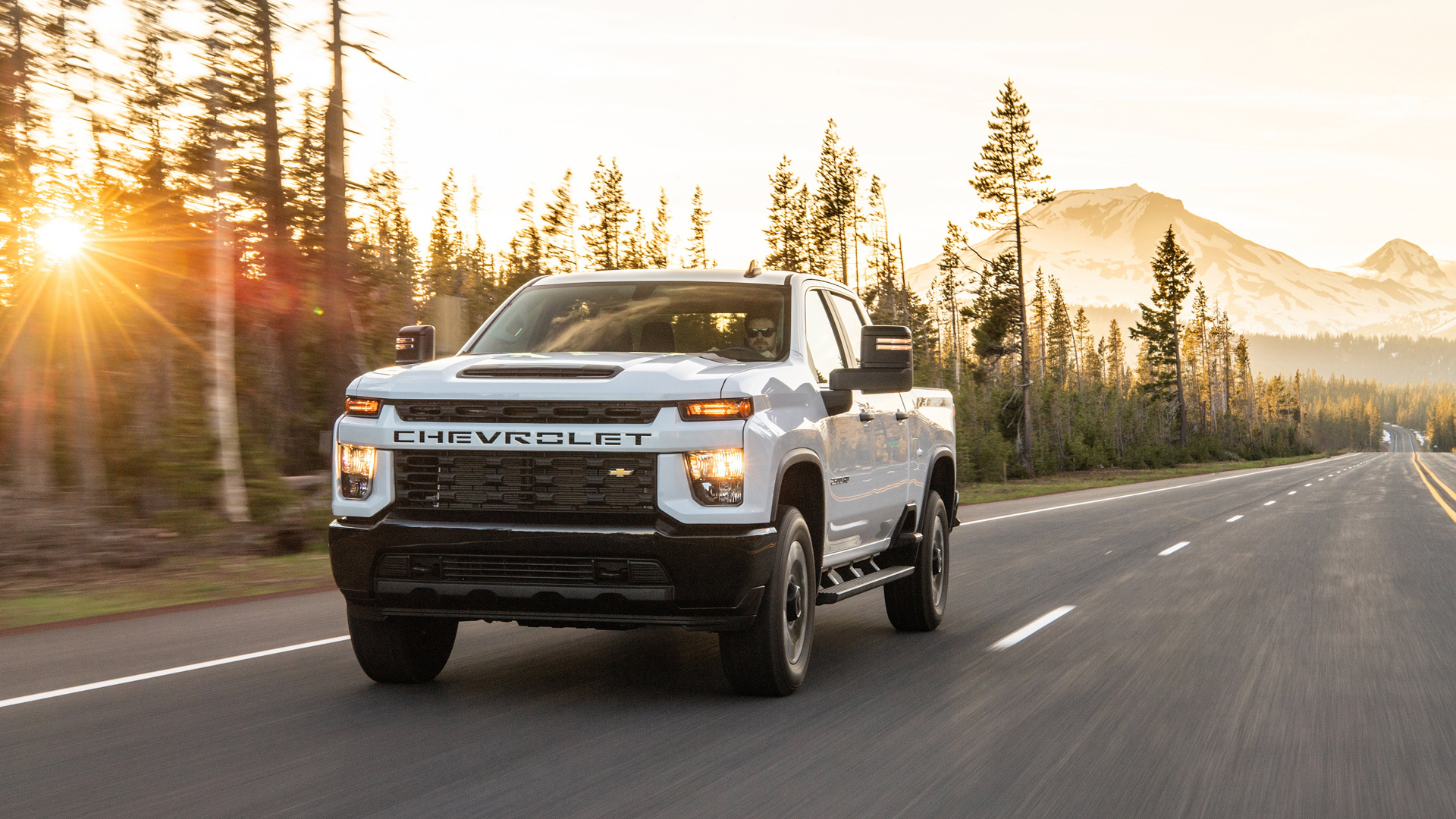 2020 Chevrolet Silverado HD First Drive Review | What's ...