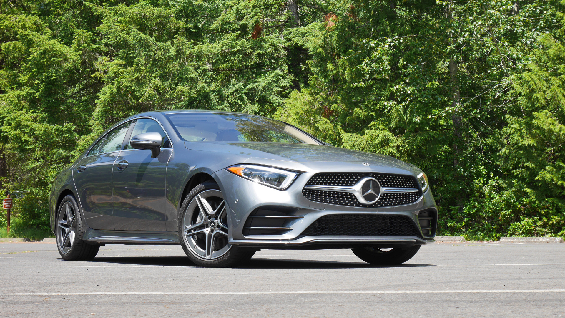 2019 Mercedes-Benz CLS-Class Review | Price, specs ...