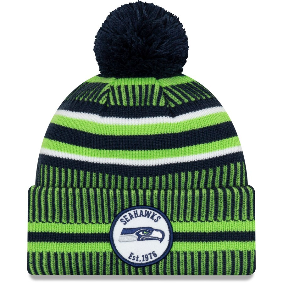 NFL season with new knit hats