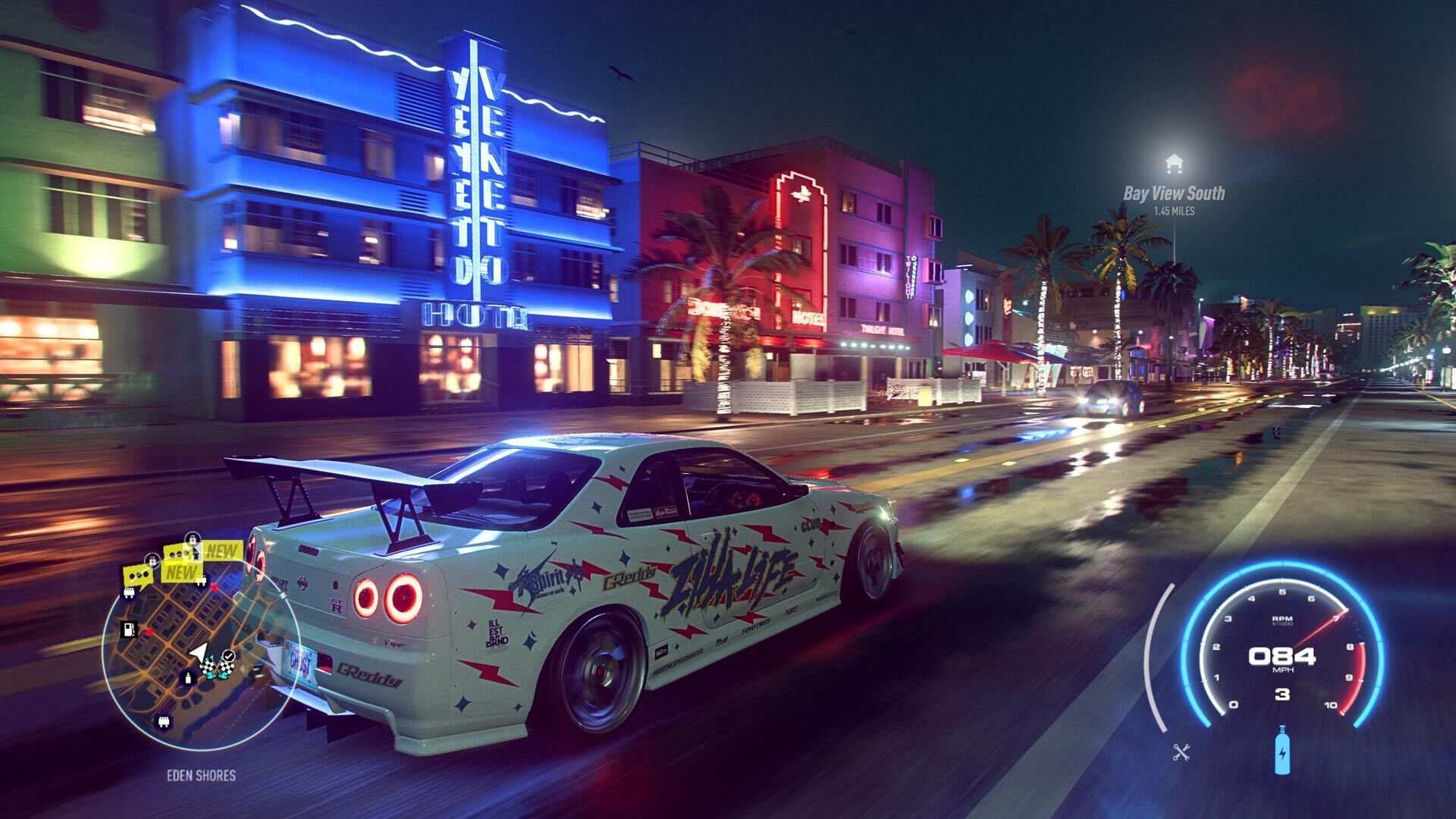 Need for Speed Heat Deluxe Edition Repack [ 23 GB ]