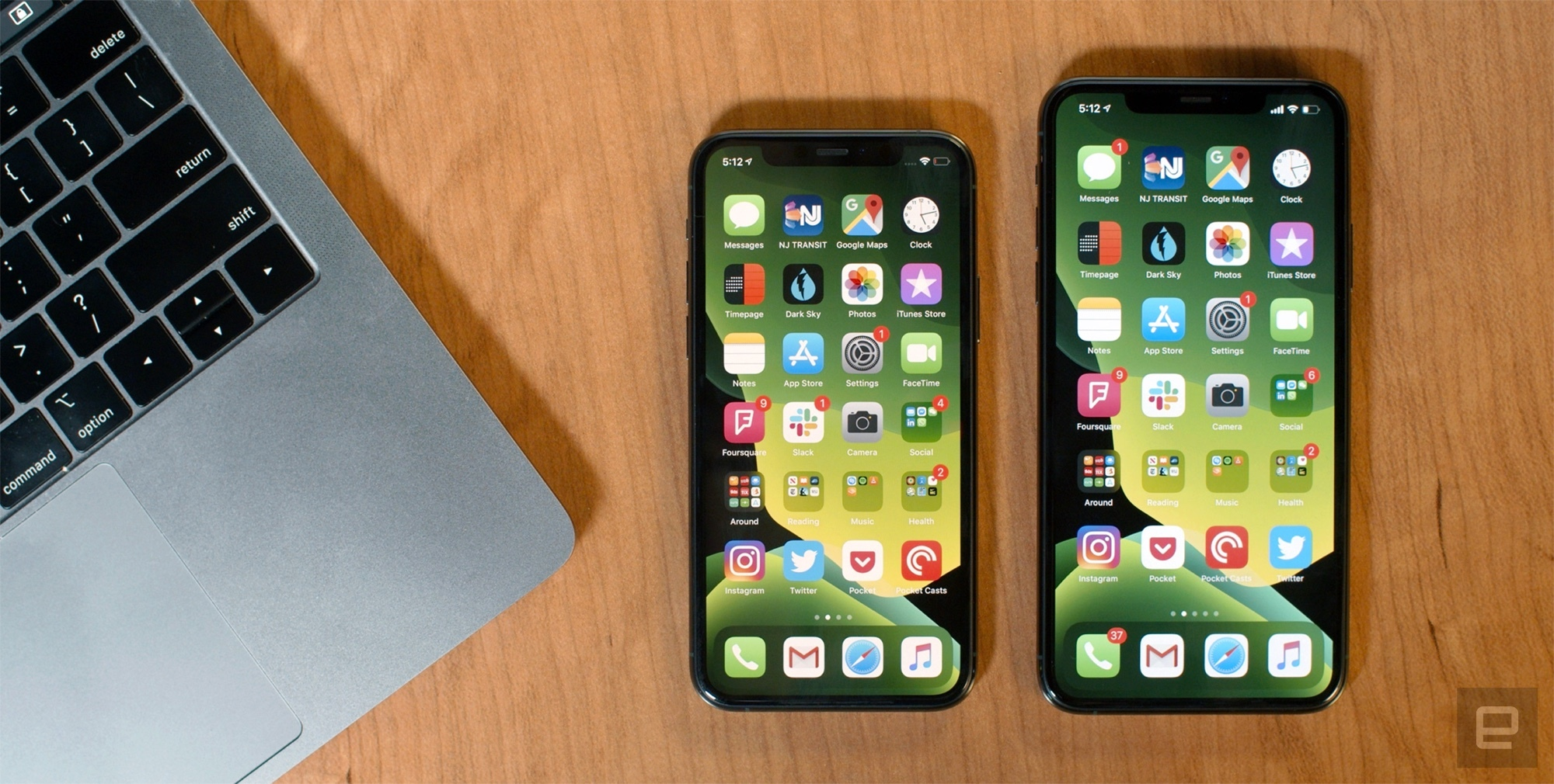 Techmeme Iphone 11 Pro And Pro Max Review Improved Battery