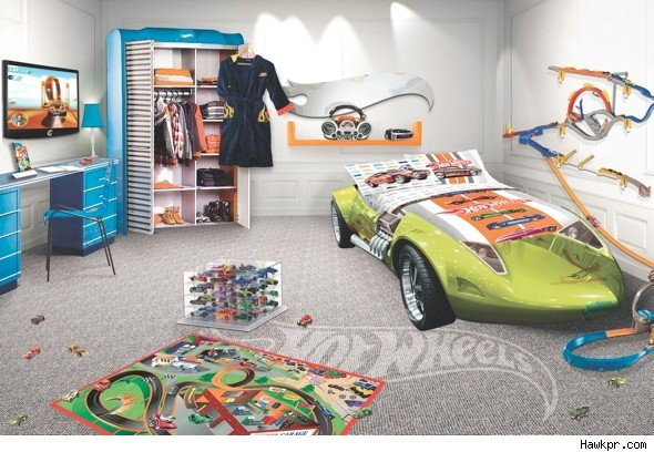 new for 2011 barbie hotel rooms cater for kids aol uk cars hot wheels rooftop race garage Hot Wheels Toy Cars