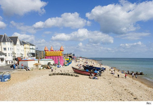 Row breaks out over sunniest place in England