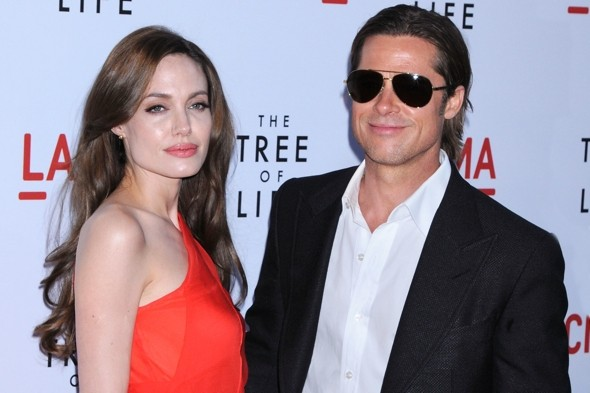 Brad and Angelina set for superyacht holiday in Cornwall