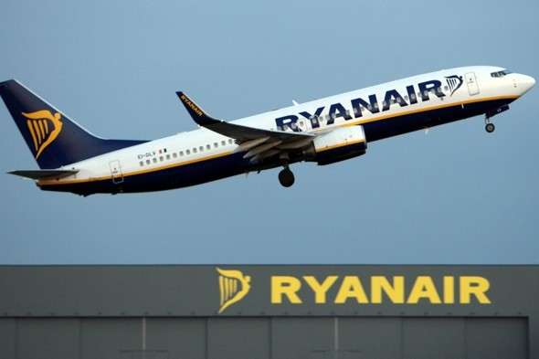 Ryanair files complaint against Stansted