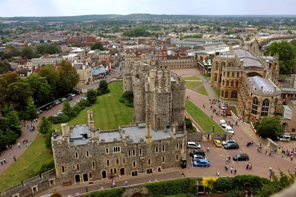 Windsor Castle's Round Tower to open for summer for first time in 40 years