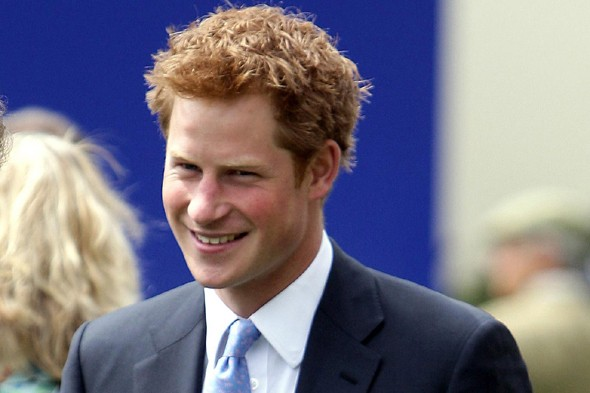 Harry to be first Royal to travel into space?