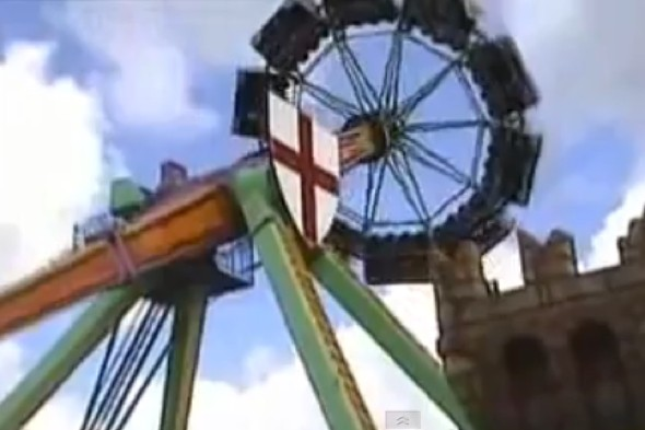 Boy with special needs falls out of UK theme park 'white knuckle' ride