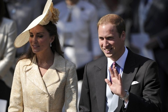 Duke and Duchess fly cattle class on Flybe for Mike and Zara's wedding