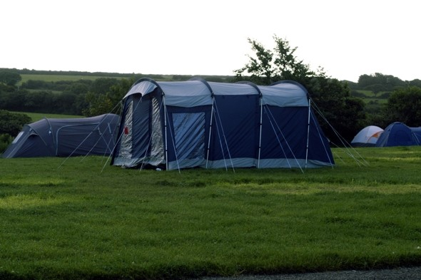 Family of five poisoned by barbecue on camping trip in Cornwall