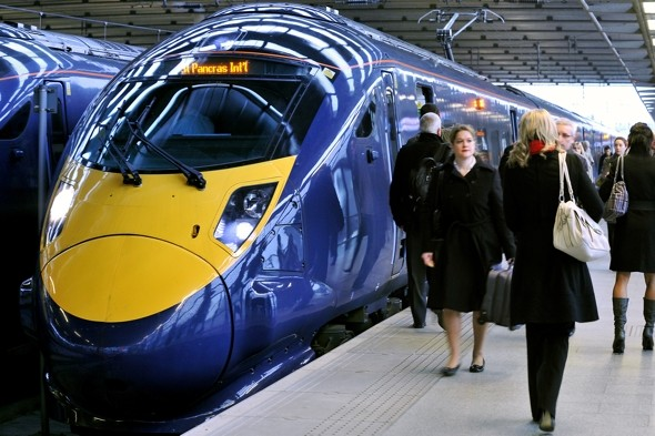 Brit outrage as Brussels proposes plans to raise train fares by 50%