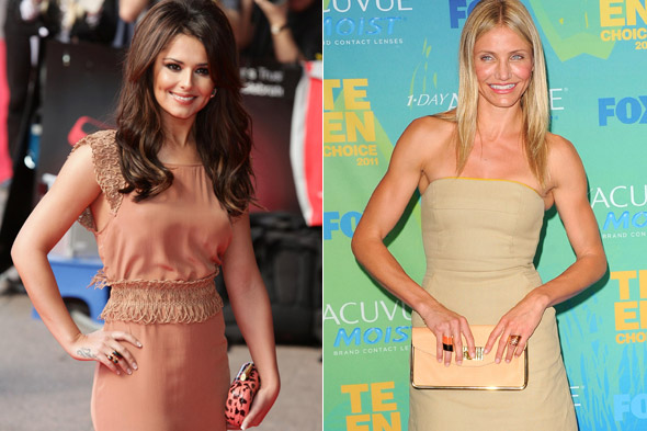 Cheryl Cole to go on holiday with Cameron Diaz?