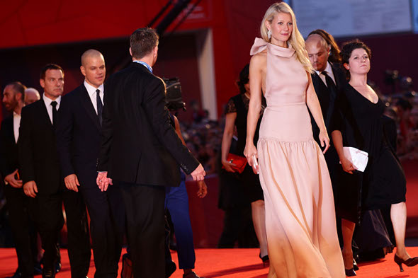 Celebs gather at the Venice Film Festival