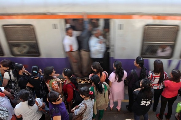 Rail staff in India fail to notice train running 600 miles in wrong direction