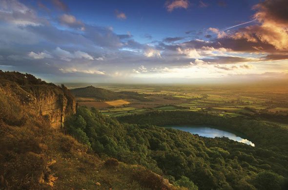 Yorkshire is 'Britain's happiest place'