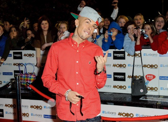 Forget Florida, N-Dubz Dappy takes the kids to Butlins