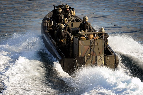 British forces foil Somali pirates for third time
