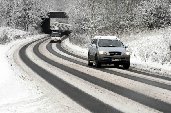 Army is put on snow alert for winter