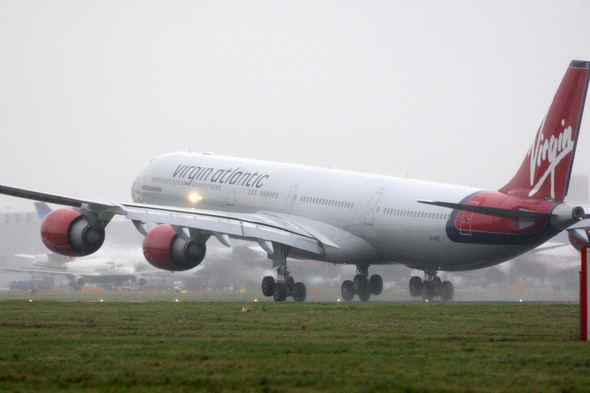 Virgin allows phone calls on flights from Gatwick