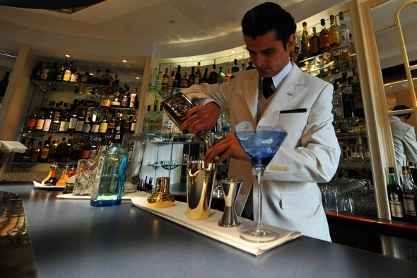 World's 50 best bars 2011 announced - and London snaps up five spots in top ten