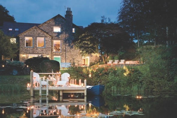 Hotel review: Gilpin Hotel & Lake House, Lake District, Cumbria
