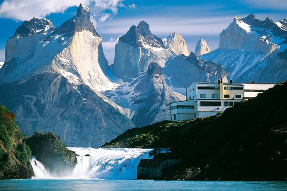 Ten of the best: Hotels with spectacular views
