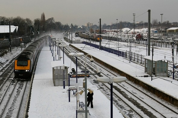 Britain to be hit by Siberian freeze in two weeks